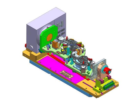 HMC VMC Hydraulic Fixtures, 4Th Axis VMC Fixtures