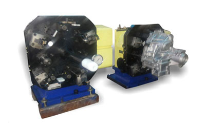 4Th Axis Hydraulic Fixtures, Manufacturer, Supplier, India